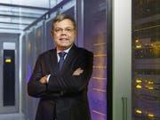 Franz Grüter, SVP-Nationalrat und Verwaltungsratspräsident von green.ch AG, befürchtet ein Hickhack. (Keystone/Gaetan Bally)