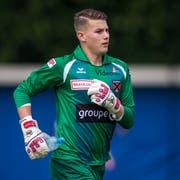 Wechselt zum FC Luzern: Loïc Jacot. (Bild: Patrick B. Kraemer / Keystone (Basel, 8. Juli 2017))