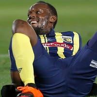 Usain Bolt gibt Traum von Karriere als Profifussballer auf