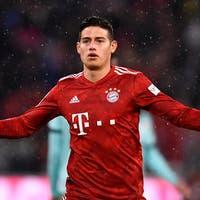 Bayern München holt Tabellenführung mit Kantersieg zurück