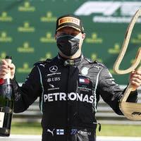 Bottas erster Saisonsieger - Zwei WM-Punkte für Alfa Romeo