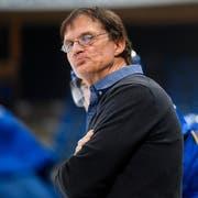 Eine Ära geht zu Ende: Nach mehr als 22 Jahren ist Arno Del Curto nicht mehr Trainer des HC Davos. (Bild: Gian Ehrenzeller/Keystone)
