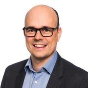 CVP-Kandidat Mathias Bachmann. (Bild: PD)