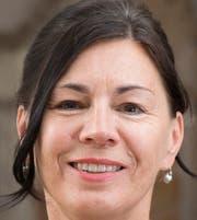 Imelda Stadler, Gemeindepräsidentin von Lütisburg. (Bild: Urs Bucher)
