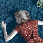 Bild aus der Tanzperformance «Out of Time» von Irina Lorez & Co.v, die im Rahmen der AKS-Reihe «Die andere Zeit» nächstens zu sehen ist. (Bild: Bilder: AKS/PD)