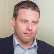 Anndreas Elliker, Stadtrat und Bio-Landwirt. (Bild: Andrea Stalder)