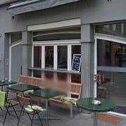 Nur noch bis Ende April geöffnet: Das Restaurant Storchen (Bild: Google Maps Street View)