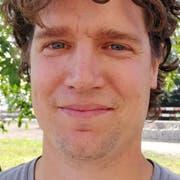 Gartenbauer Roman Kengelbacher(Bild: Sheila Eggmann)