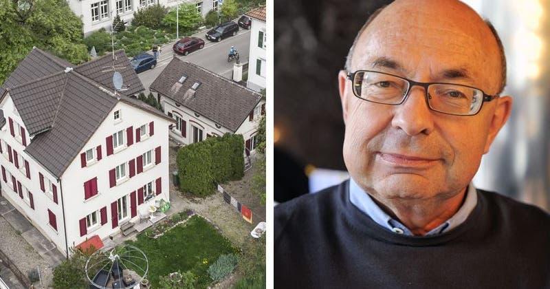 Professor beschenkt Flüchtlinge: In Rorschach entsteht ein zweites Solihaus