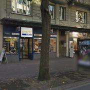Die Filiale an der Pilatusstrasse 5. (Bild: Google Streetview)
