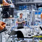 Das Autoneum-Werk in Sevelen arbeitet trotz stark rückläufigem Markt und wieder erstarktem Franken profitabel. (Bild: PD)