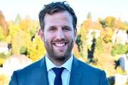 Samuel Zuberbühler wird neuer Standortförderer der Stadt St.Gallen. (Bild: PD)