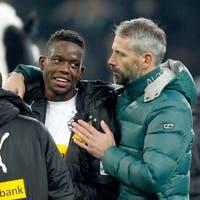 Trainer Marco Rose lässt die Borussia träumen