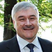 Guido GrütterGemeindepräsident Münchwilen