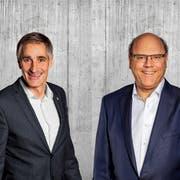 Roger Erni ist aktuell Einwohnerratspräsident von Kriens. Nächstes Jahr will er für die FDP in den Stadtrat. (Bild: Dominik Wunderli, Kriens, 16. September 2019)