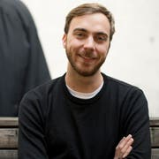 Der Künstler Sebastian Stadler hat den Manor-Kunstpreis St. Gallen 2019 erhalten. (Bild: PD)