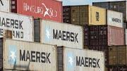 Im zweiten Quartal des Jahres erzielte das Toggenburg einen Export-Rekord.Symbolbild: Dan Kitwood/Getty