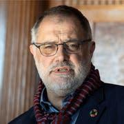 Nationalrat und Organisator der Türkei-Konferenz im Bundeshaus, Carlo Sommaruga (SP/GE). (Bild: Keystone)