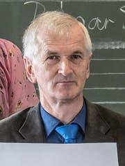 Xaver Vogel. (Bild: Nadia Schärli)