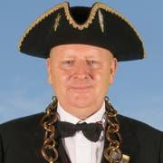 Beggo-Zunftmeister Christian I. (55)