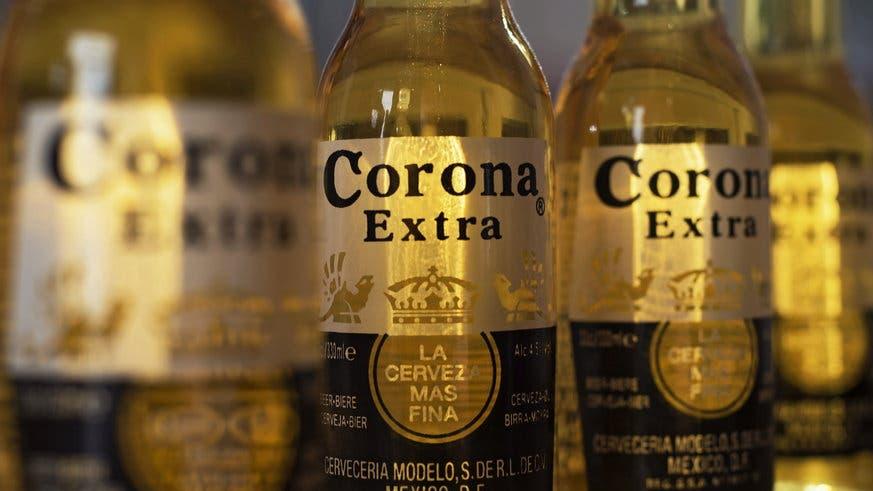 Corona Bier Umsatz