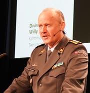 Willy Brülisauer. (Bild: pd)