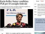 (Bild: Screenshot «Corriere del Ticino»)