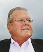 Klaus Peter Schmid in einer Aufnahme von 2009. (Bild Manuela Jans)