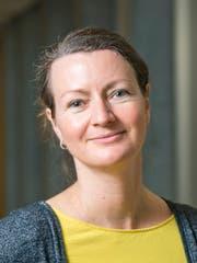 Sabina Misoch, Leiterin des Altersprojekts