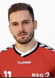Labinot Povataj ist Spielertrainer bei der BSG Vorderland. (Bild: PD)