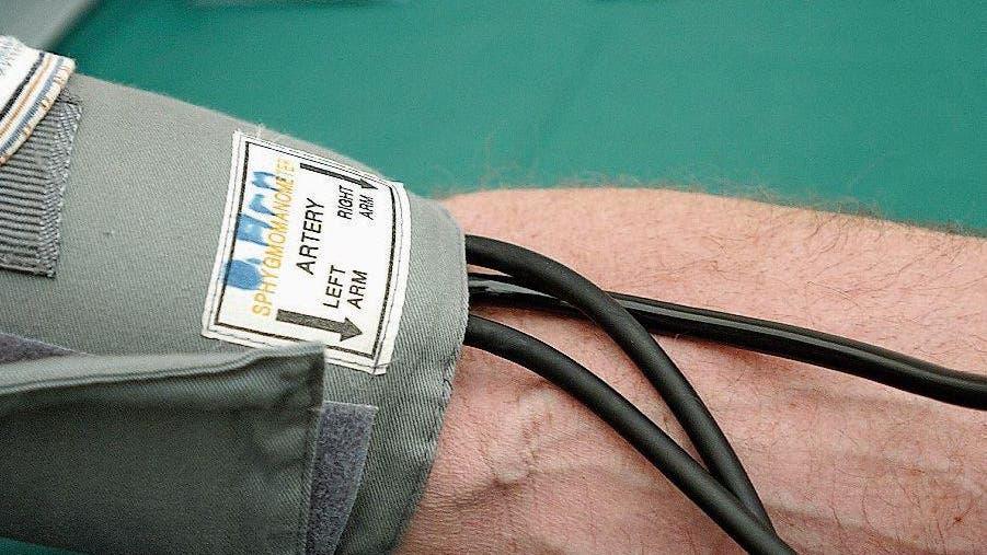 Blutdruckmessung korrekt ausgeführt - St.Galler Tagblatt