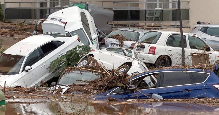 Unwetter Mallorca Karte.Unwetter Auf Mallorca Mindestens 10 Tote Und Mehrere Vermisste
