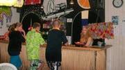 Betrieb am 15-Jahr-Jubiläum im «Moe's» im Jahr 2013. (Bild: PD)