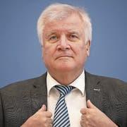Der deutsche Innenminister und CSU-Parteichef Horst Seehofer. Bild: Sean Gallup/Getty (Berlin, 2. Oktober 2018)