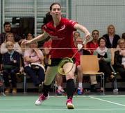 Nach sieben bis acht Jahren als Juniorin spielte Cendrine Hantz vier Jahre fürs Nationalteam der Elite. Die grössten Erfolge der Niederuzwilerin sind die zwei NLA-Titel mit Uzwil. (Bild: Matthias Zindel)