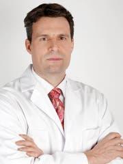 Dr. med. Pascal Zehnder.