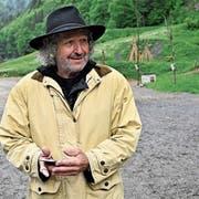 Regisseur Jean Grädel arbeitet intensiv am «Ölprinzen». (Bild: Romano Cuonz, 24. Juni 2019)