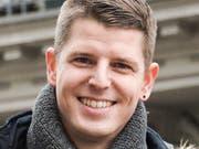 Felix Wiedersheim, FJP-Mitglied.