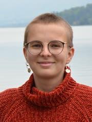 Mirjam Hostetmann, Nationalratskandidatin aus Sarnen (Bild: Franziska Herger, Sarnen, 23. August 2018)