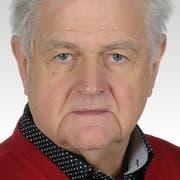 Xaver Dahinden, Sprecher Initiativkomitee. (Bild: PD)