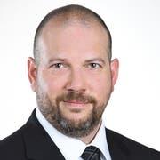 Daniel Seelhofer, Gründungsrektor der Fachhochschule OST. (Bild: PD)