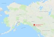 Der Tongass National Forest im Südosten Alaskas, nahe der Grenze zu Kanada. (Bild: Google Maps)