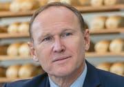 Stefan Scheiber, CEO der Bühler-Gruppe. (Bild: PD)