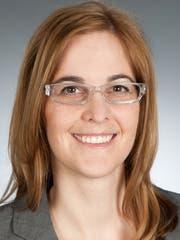 Cornelia Amstutz. (Bild PD)