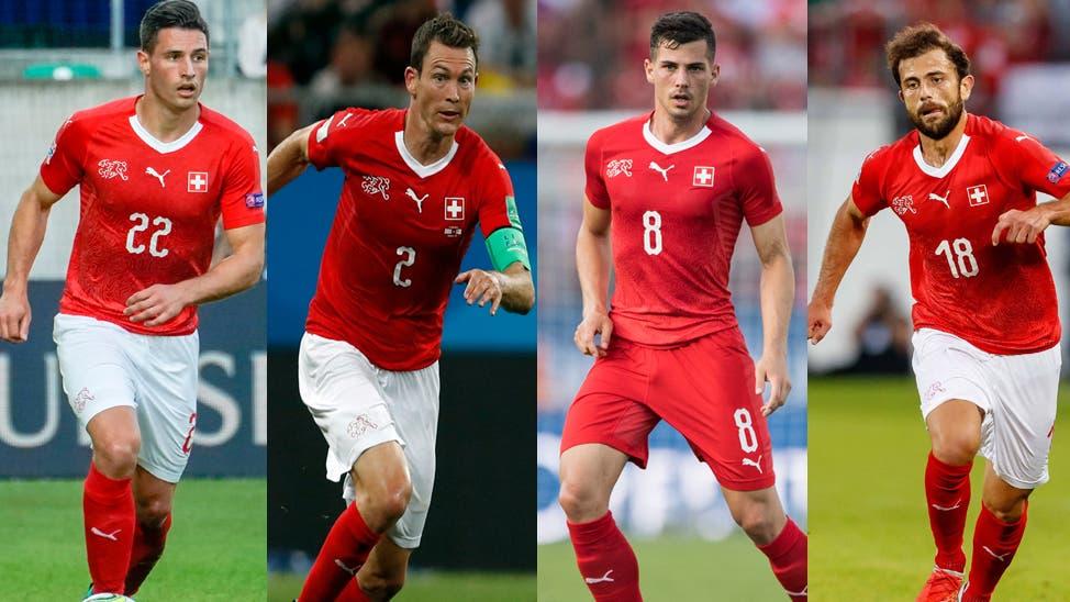 England Schweiz