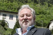 Pilatus-VR-Präsident Oscar J. Schwenk. (Bild Corinne Glanzmann)