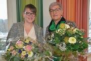 Annabelle Reuter übernimmt das Präsidium von Irene Bösiger. (Bild: Monika Wick)