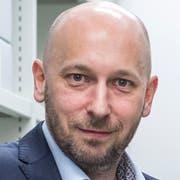 Gemeindepräsident Markus Bürgi. (Bild: Andrea Stalder)