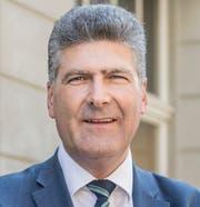 Boris Tschirky, Gemeindepräsident Gaiserwald (Bild: Jil Lohse)