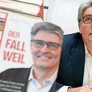 Ex-UBS-Vermögensverwalter Raoul Weil. (Walter Bieri/Keystone, Zürich, 16. Dezember 2015)
